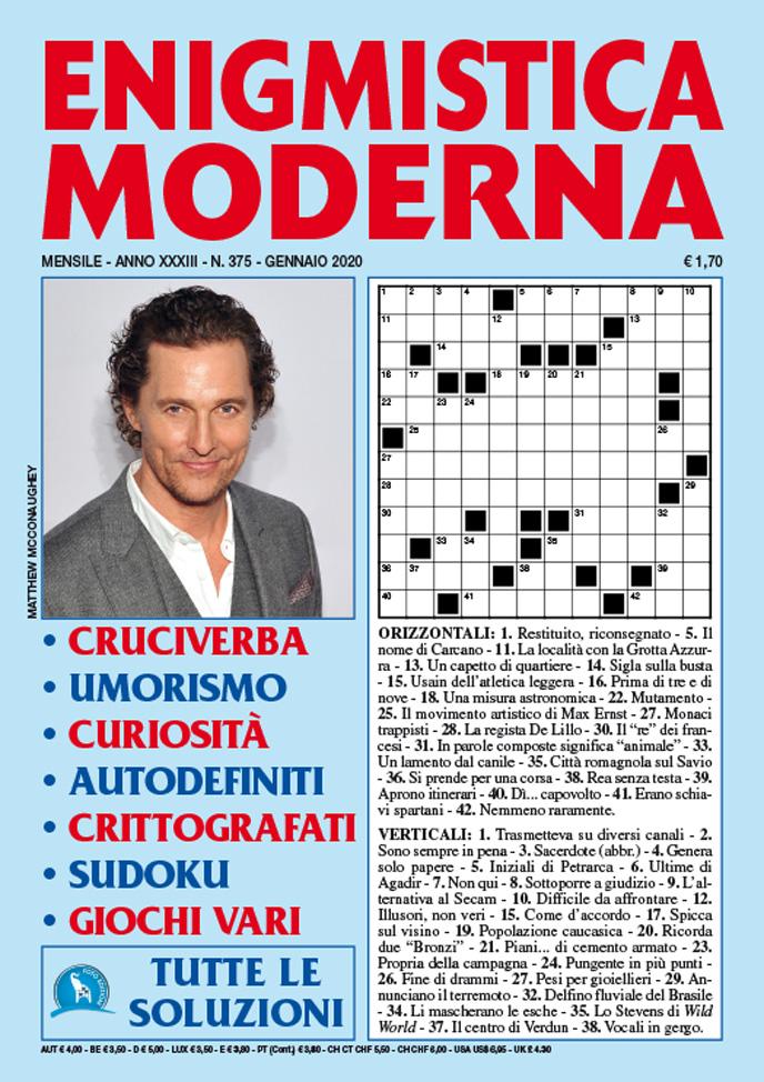 Enigmistica Moderna
