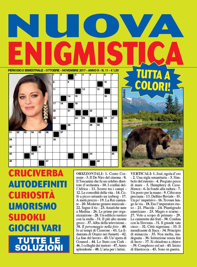 Nuova Enigmistica Tutta a Colori