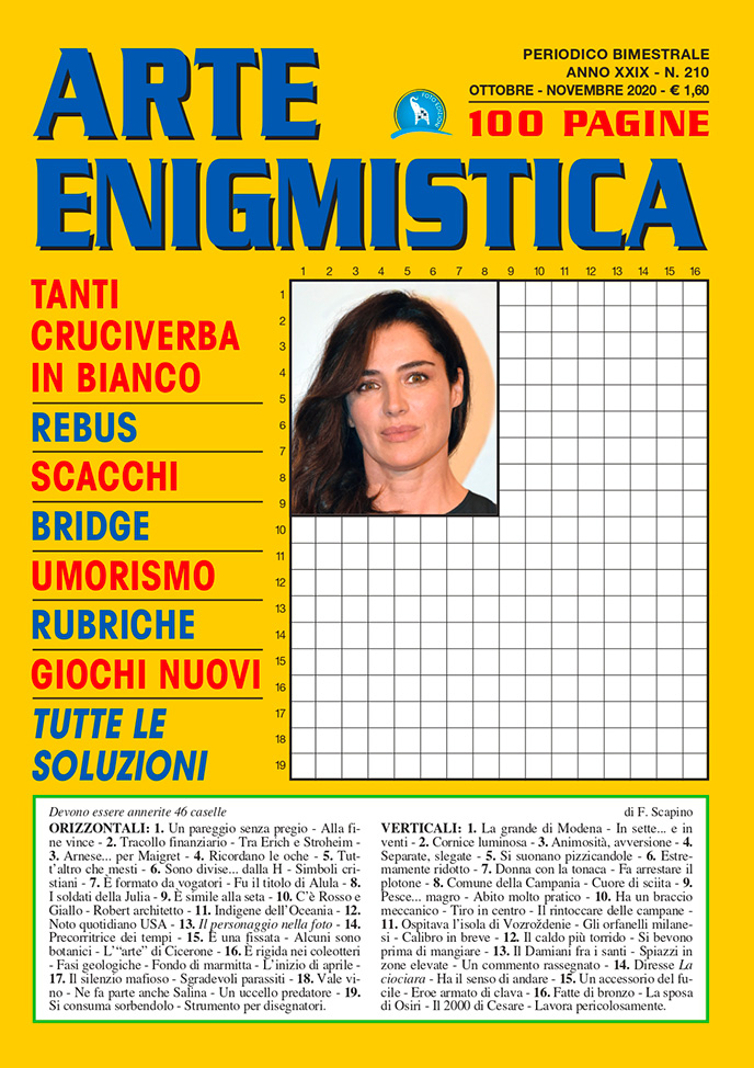 Arte Enigmistica
